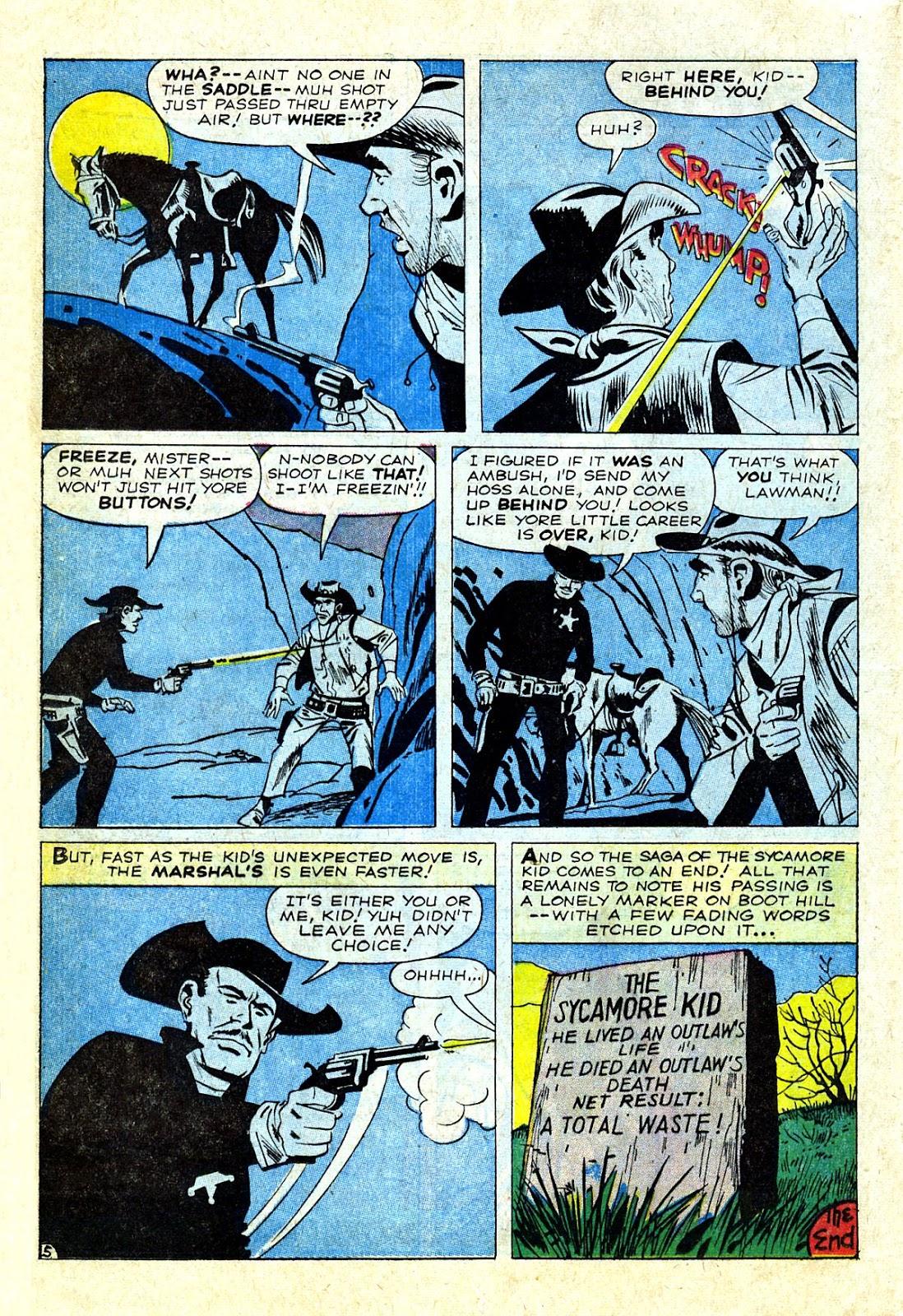 Gunsmoke Western issue 75 - Page 24
