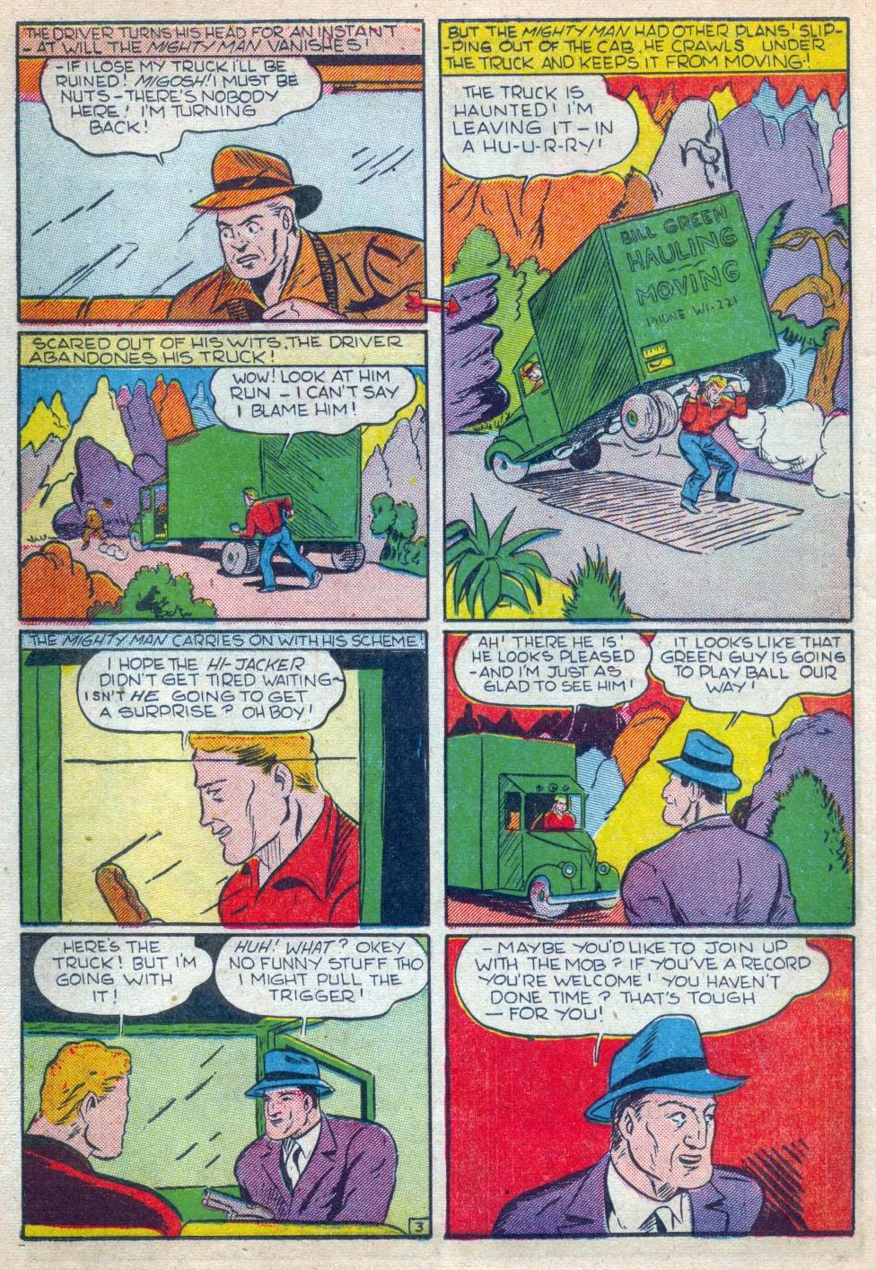 Read online Amazing Man Comics comic -  Issue #15 - 47