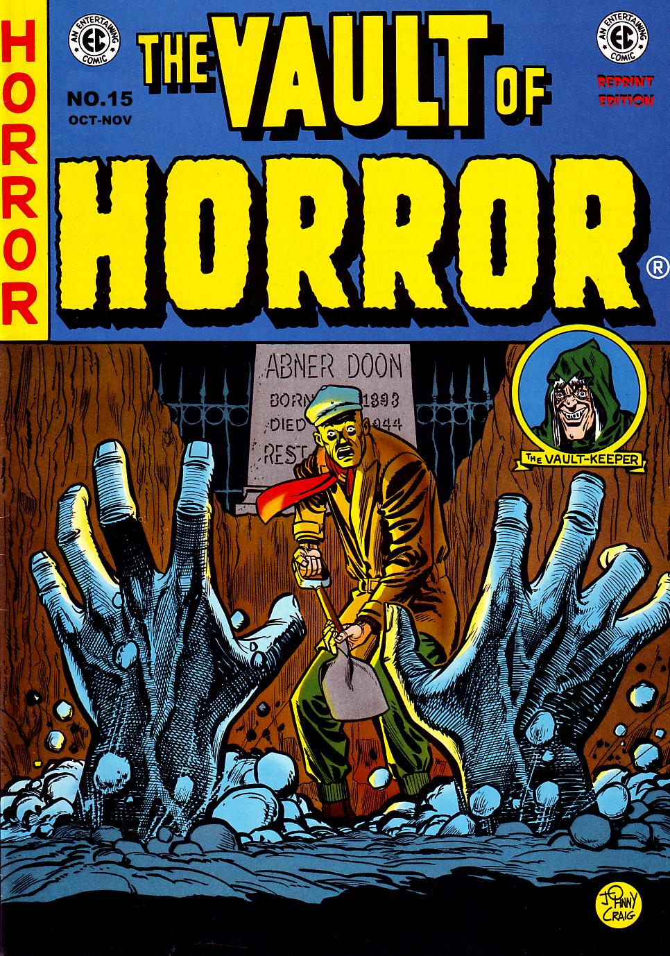 The Vault of Horror (1950) 15 Page 1