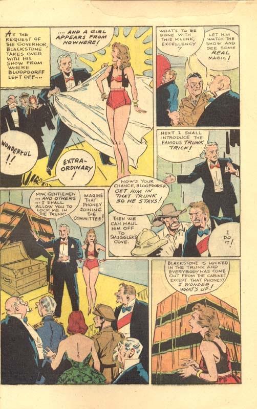 Super-Magician Comics issue 31 - Page 27