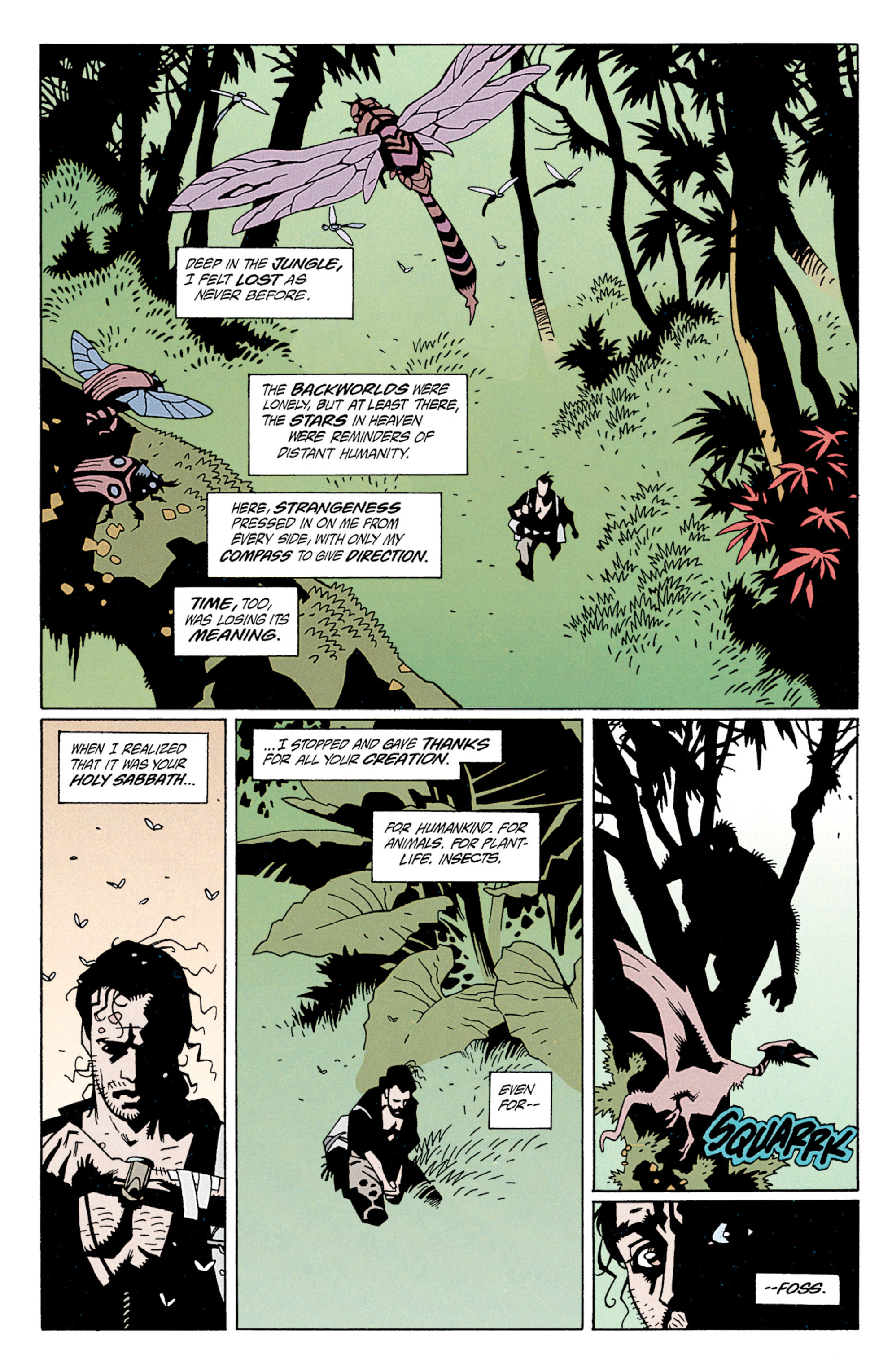 Read online Aliens: Salvation comic -  Issue # TPB - 23