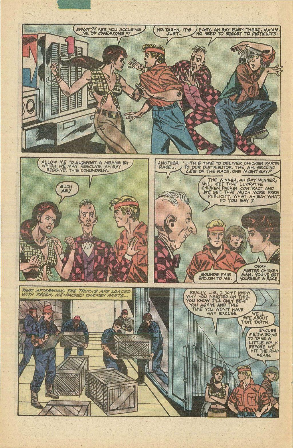Read online U.S. 1 comic -  Issue #5 - 8