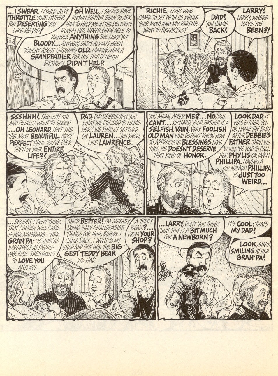 Gay Comix (Gay Comics) issue _Special_1 - Page 40