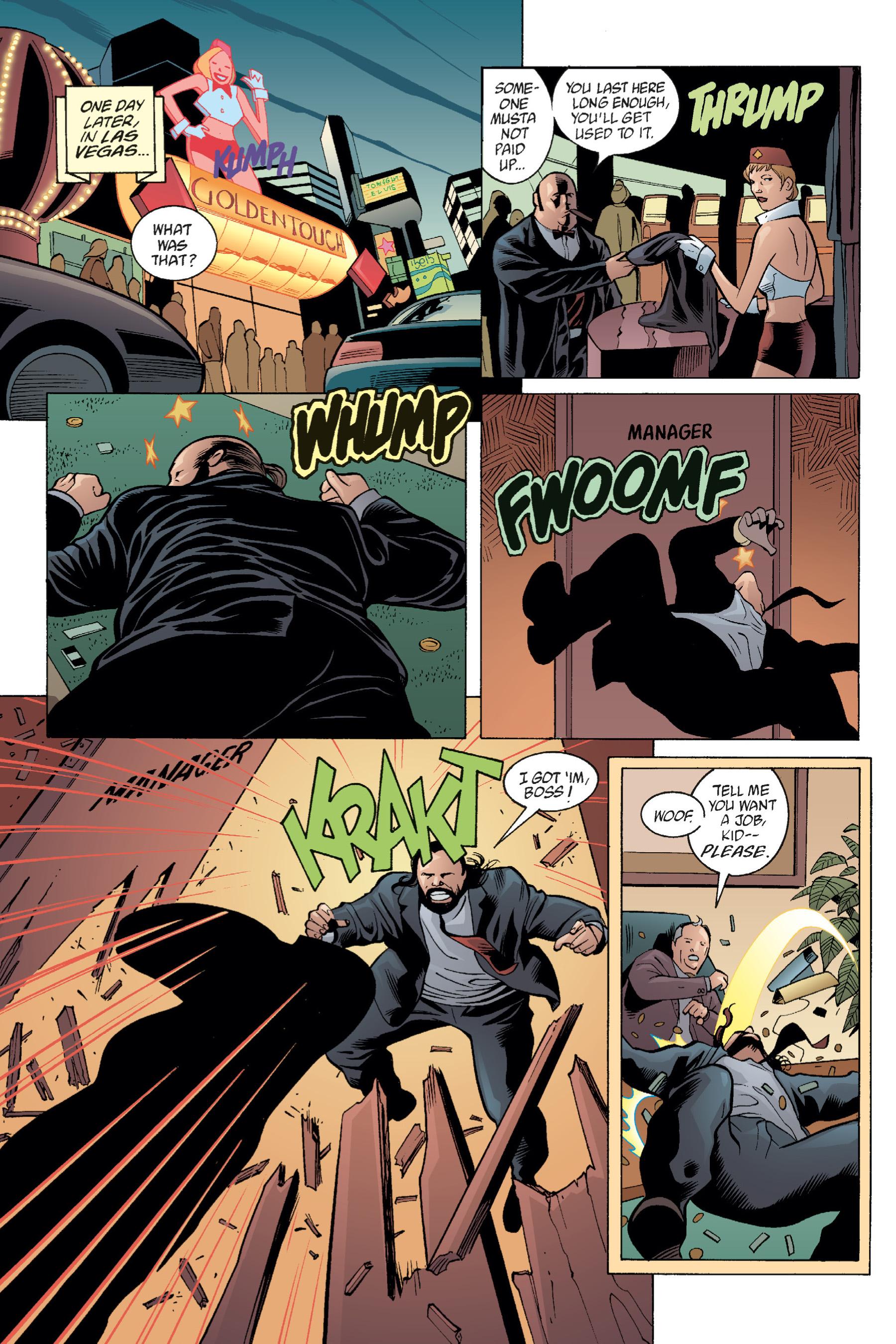 Read online Buffy the Vampire Slayer: Omnibus comic -  Issue # TPB 1 - 124