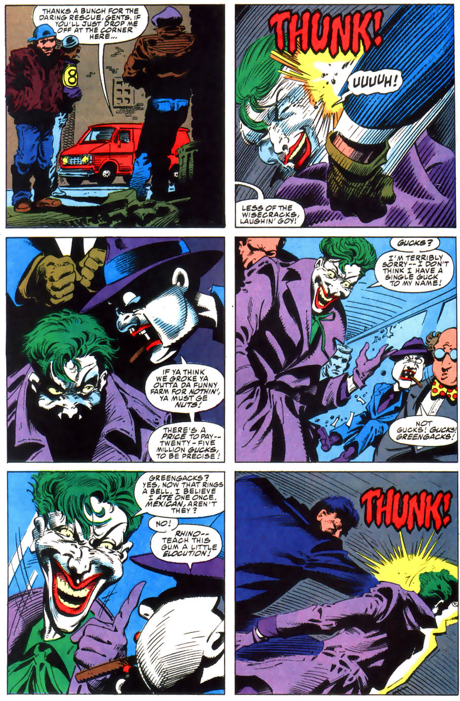 Read online Detective Comics (1937) comic -  Issue # _Annual 5 - 23