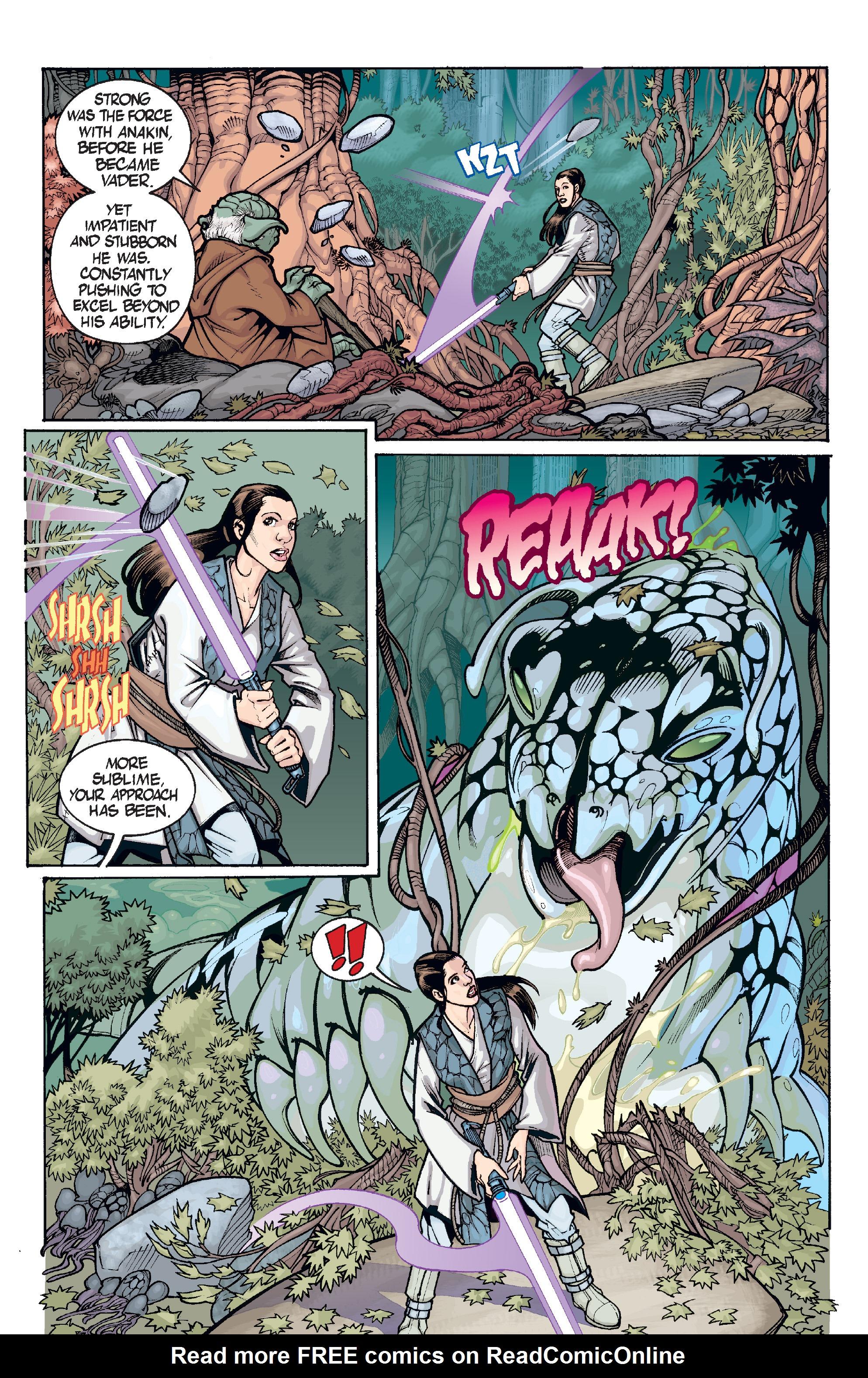 Read online Star Wars Omnibus comic -  Issue # Vol. 27 - 141