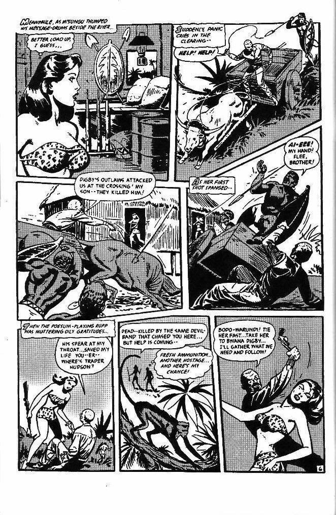 Read online Men of Mystery Comics comic -  Issue #46 - 46
