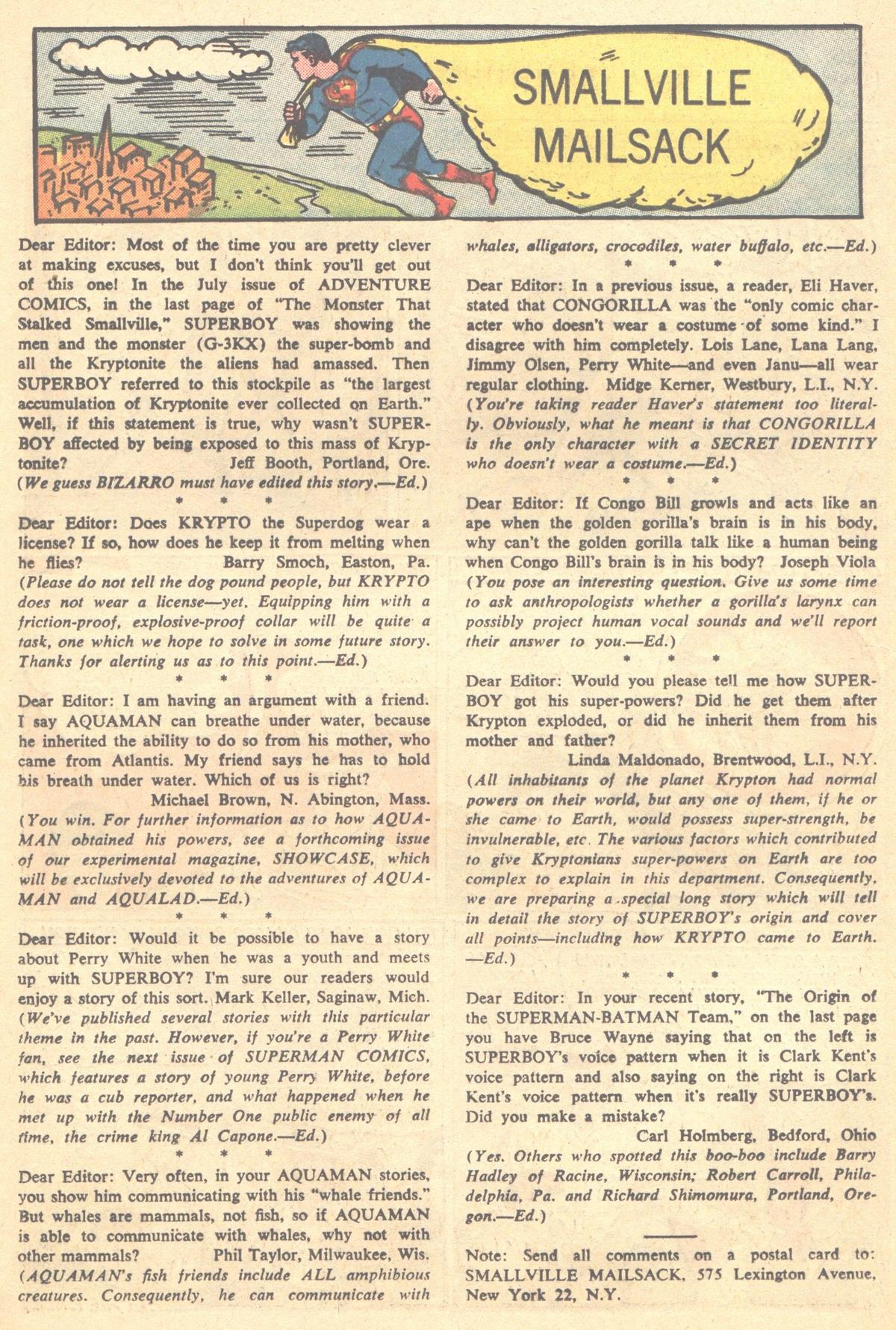 Read online Adventure Comics (1938) comic -  Issue #278 - 24