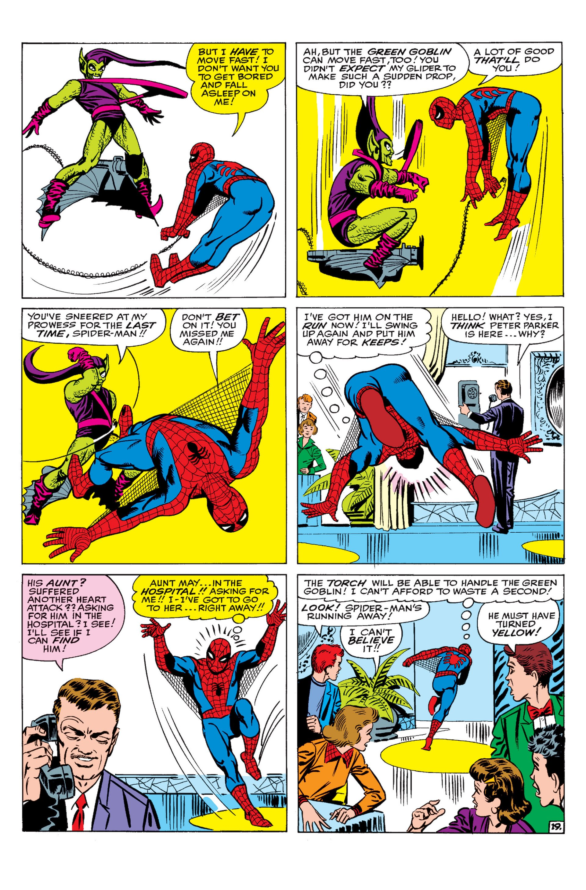 The Amazing Spider-Man (1963) 17 Page 19
