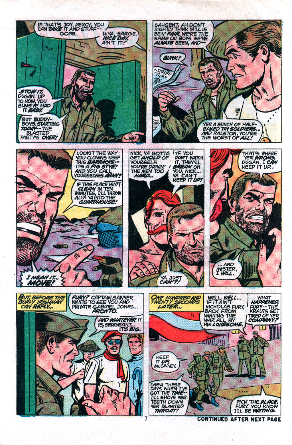 Read online Sgt. Fury comic -  Issue #117 - 5