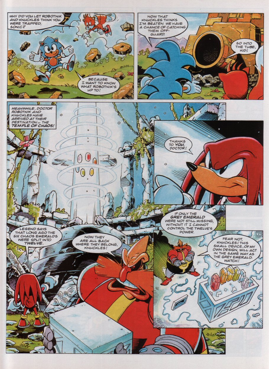 Read online Sonic the Comic comic -  Issue #36 - 6