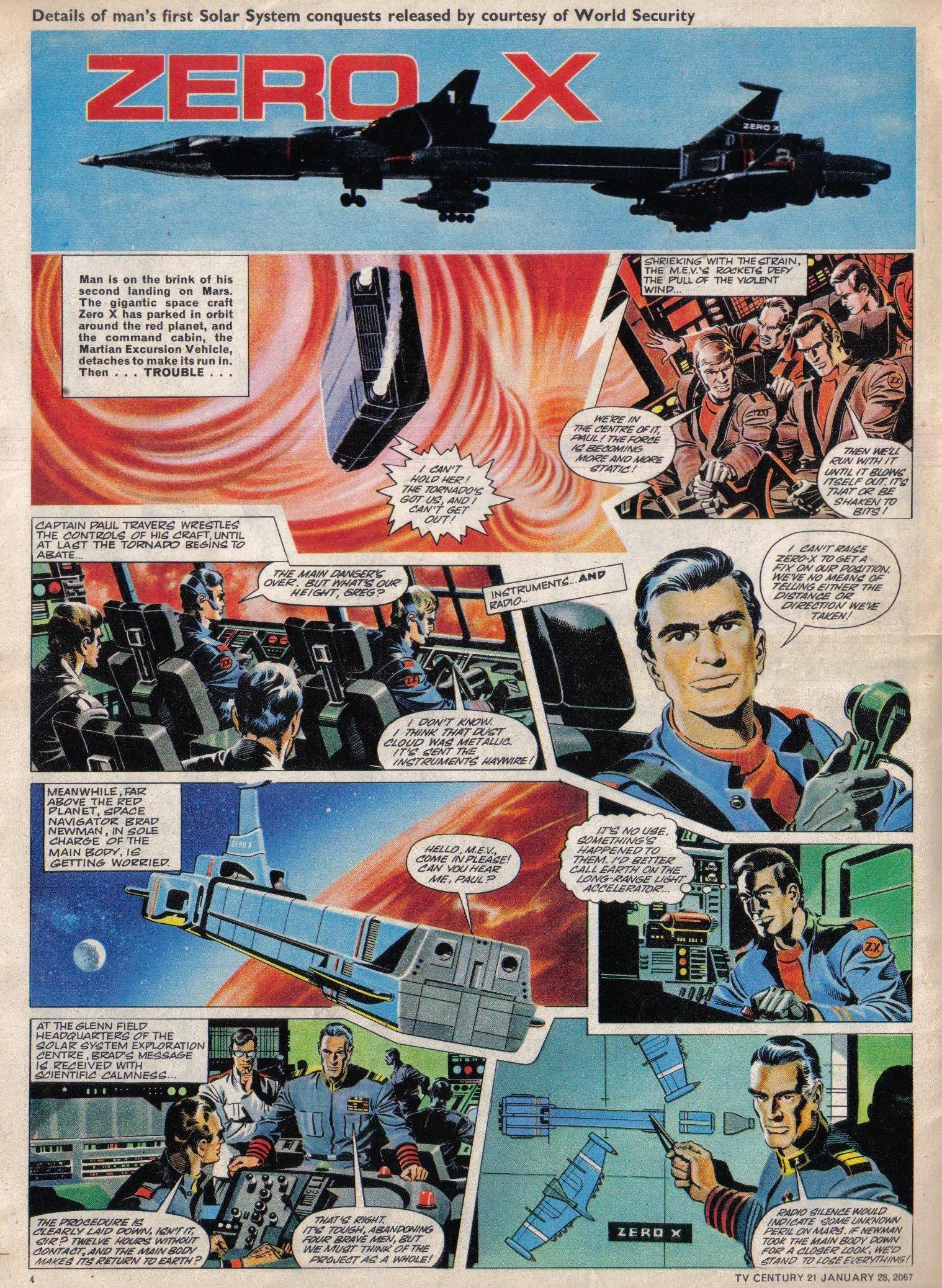 Read online TV Century 21 (TV 21) comic -  Issue #106 - 4