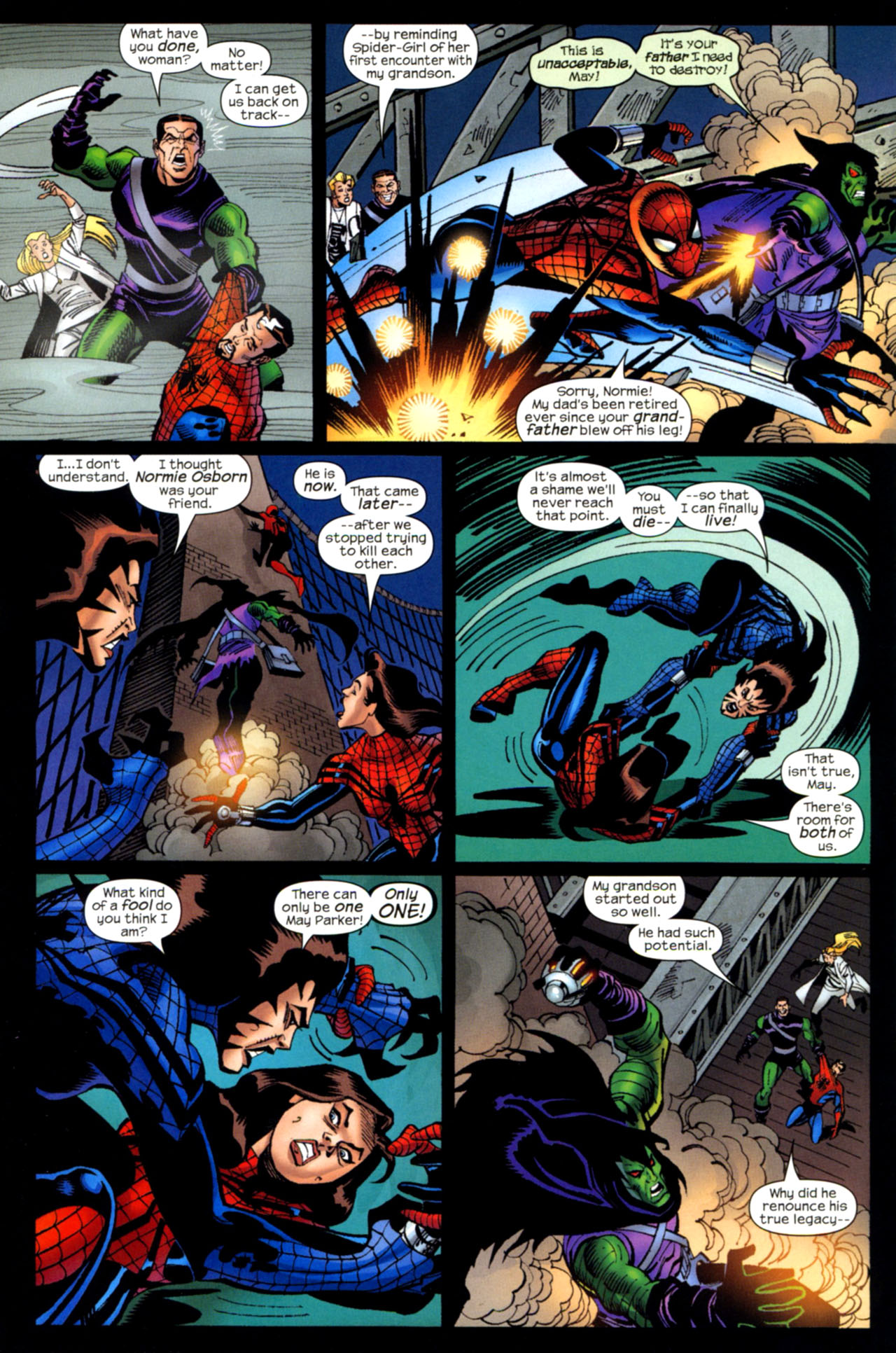 Read online Amazing Spider-Girl comic -  Issue #30 - 14