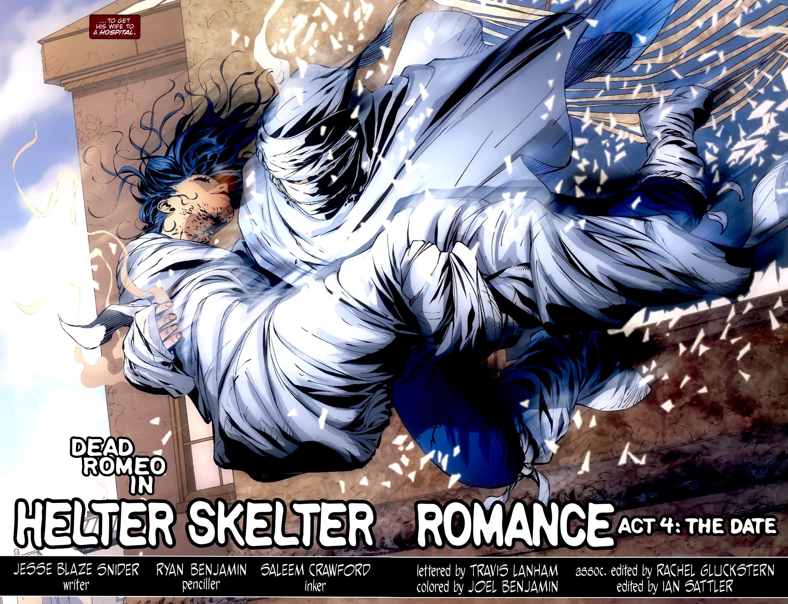 Read online Dead Romeo comic -  Issue #4 - 5