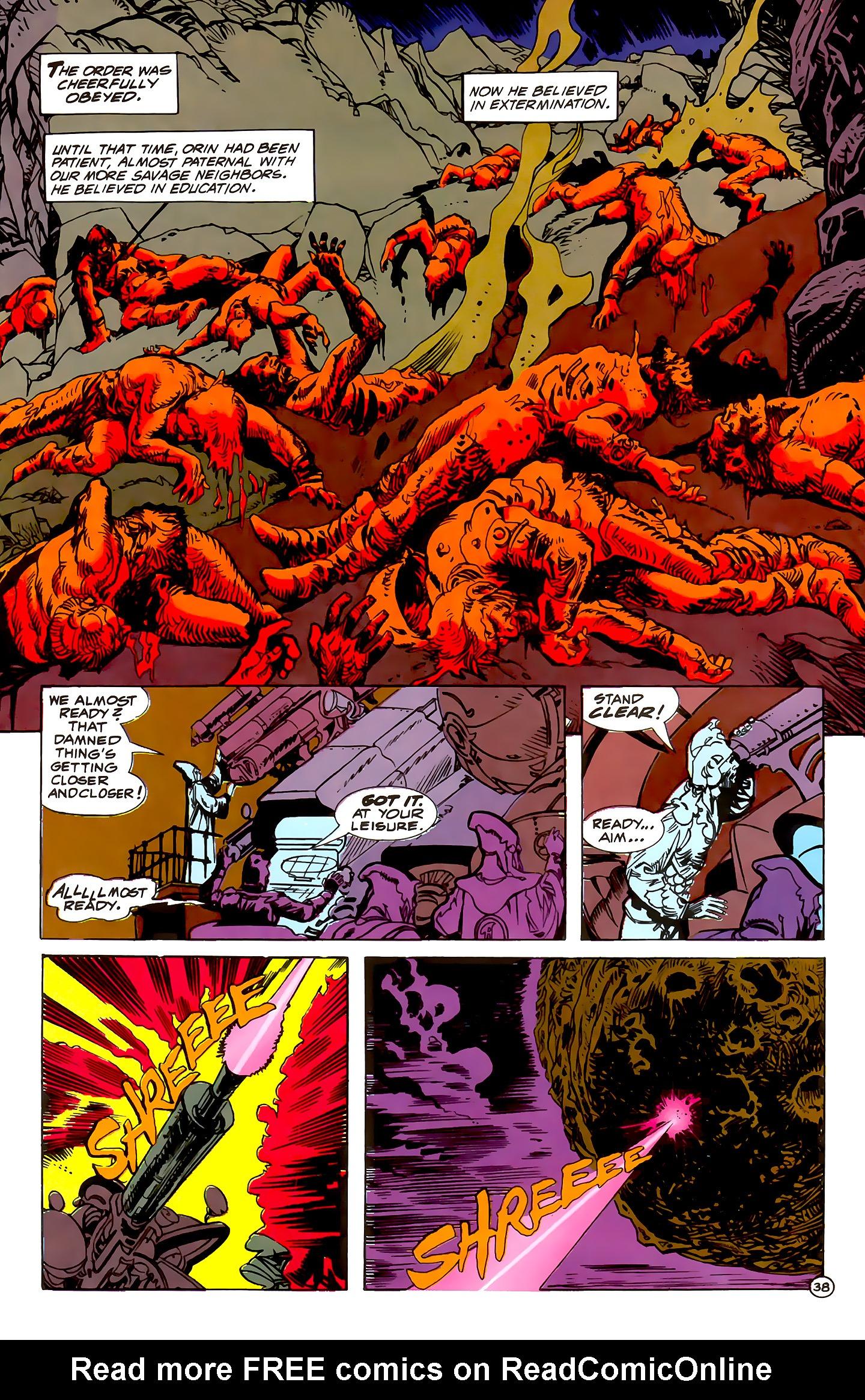 Read online Atlantis Chronicles comic -  Issue #1 - 38