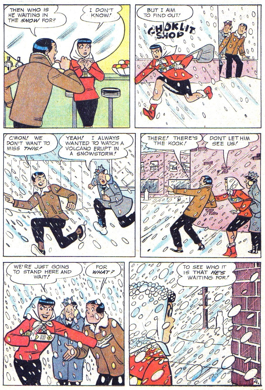 Read online Archie (1960) comic -  Issue #144 - 32