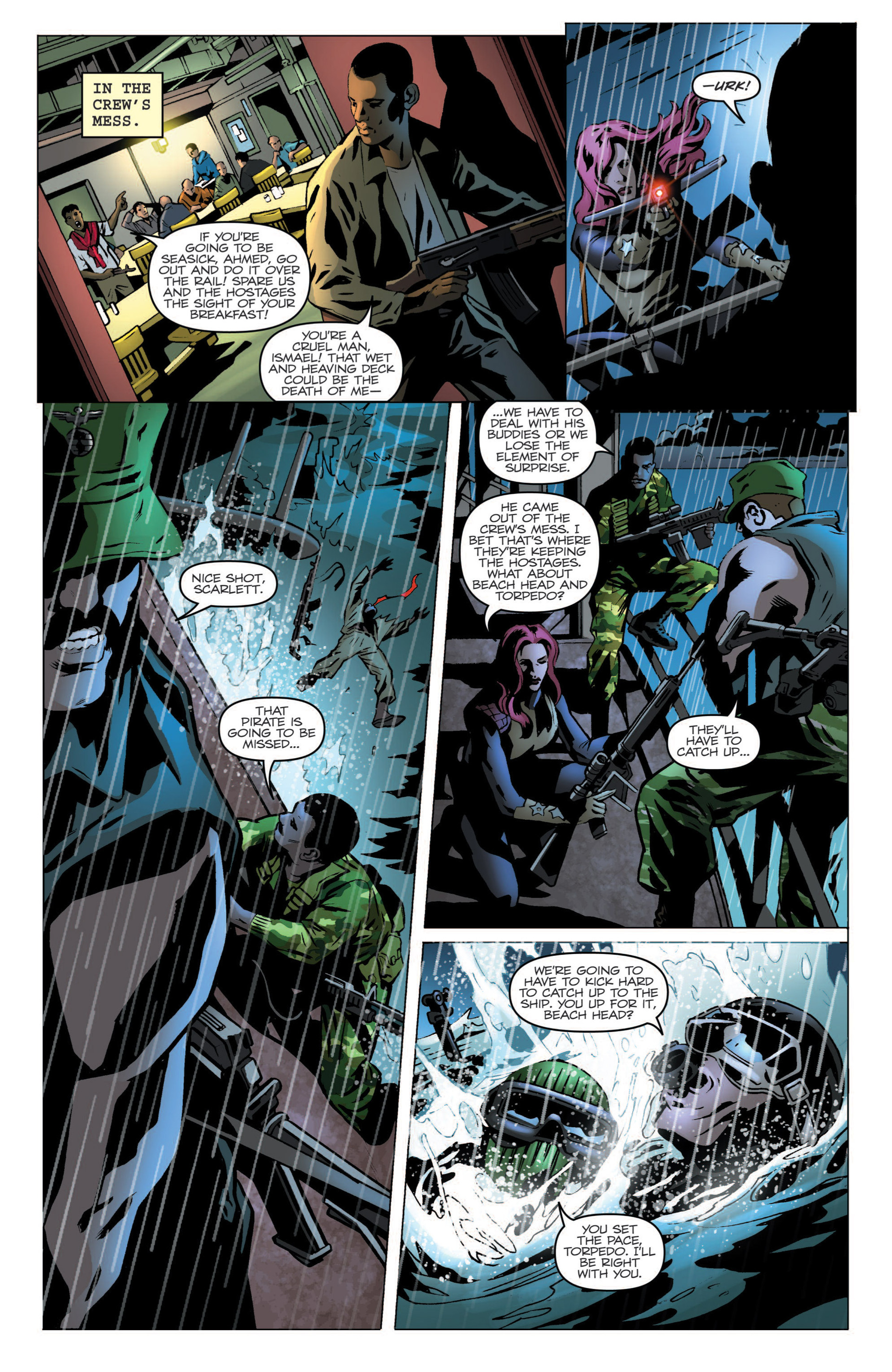 G.I. Joe: A Real American Hero 188 Page 8