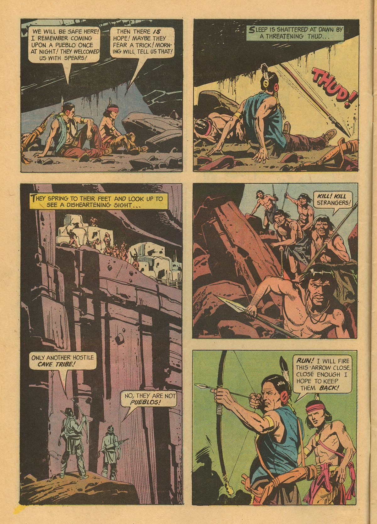 Read online Turok, Son of Stone comic -  Issue #75 - 10