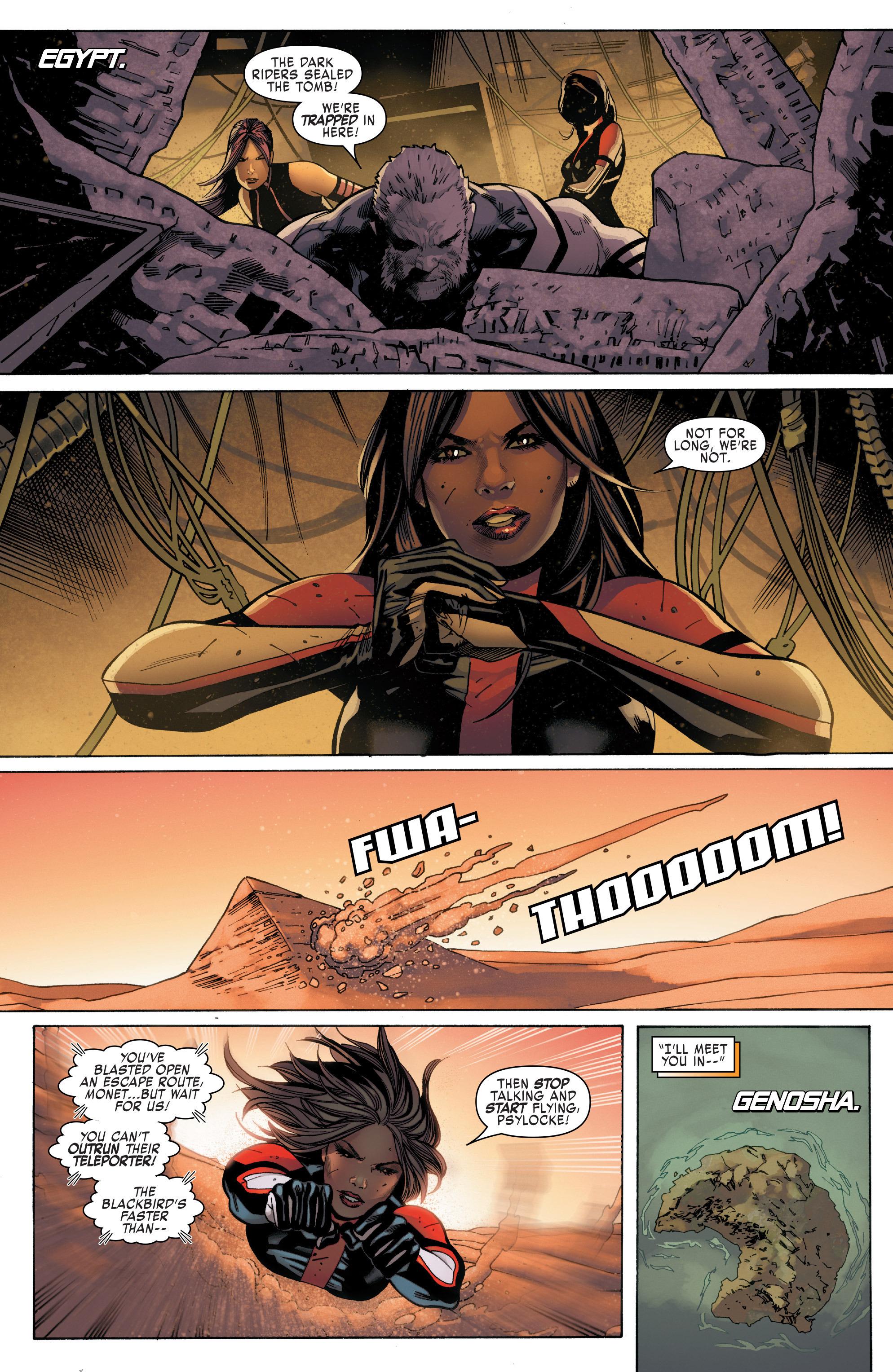 Read online Uncanny X-Men (2016) comic -  Issue #5 - 3