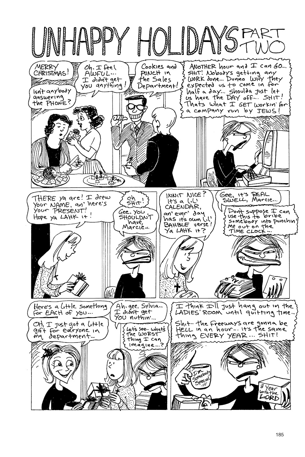 Read online Life's a Bitch: The Complete Bitchy Bitch Stories comic -  Issue # TPB (Part 2) - 81