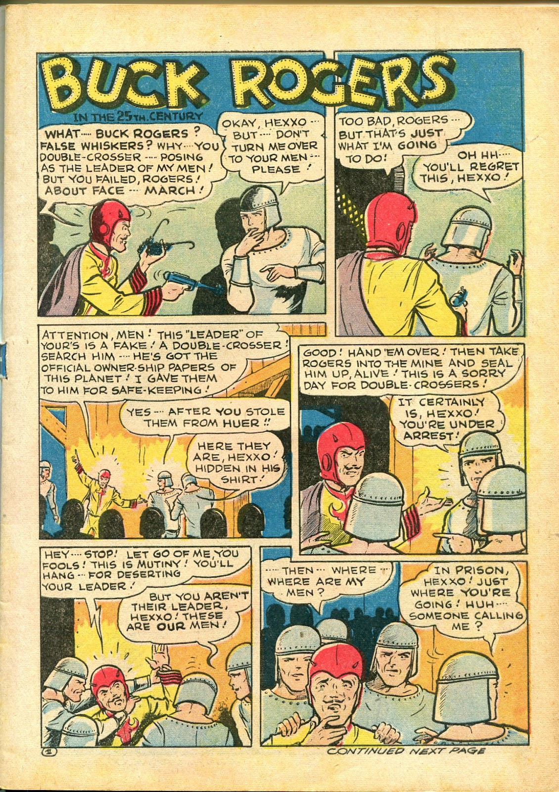 Read online Famous Funnies comic -  Issue #111 - 3