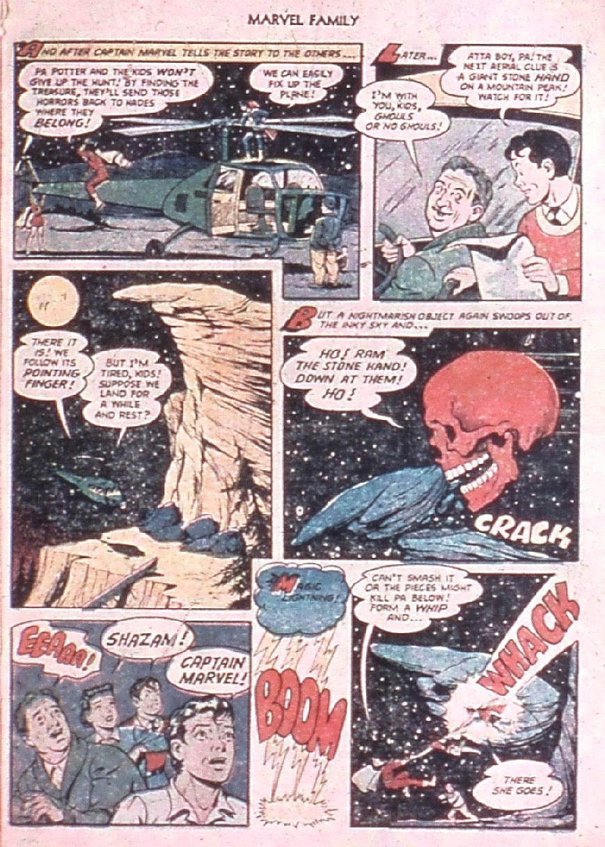 The Marvel Family issue 83 - Page 7