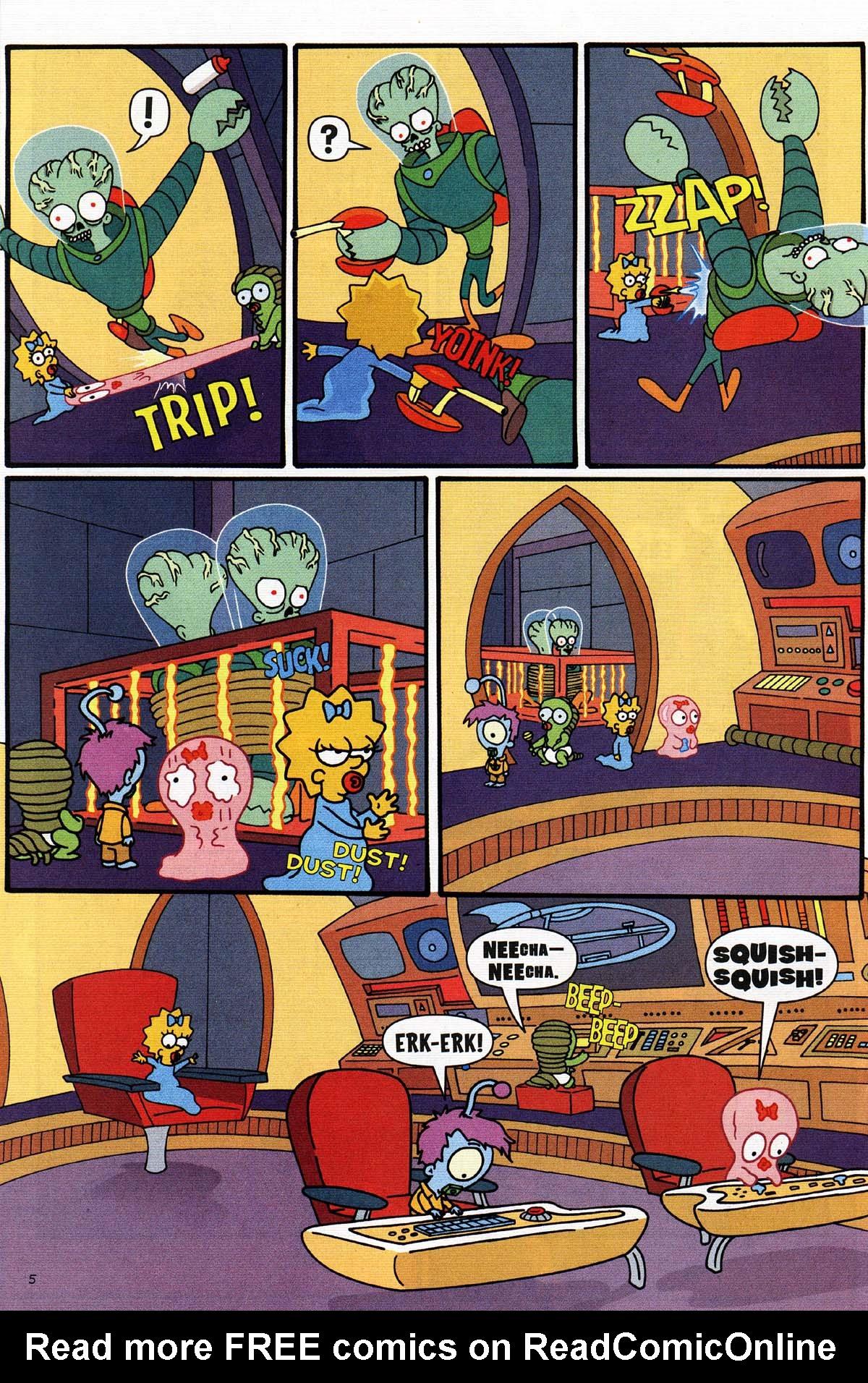 Read online Simpsons Comics Presents Bart Simpson comic -  Issue #15 - 26