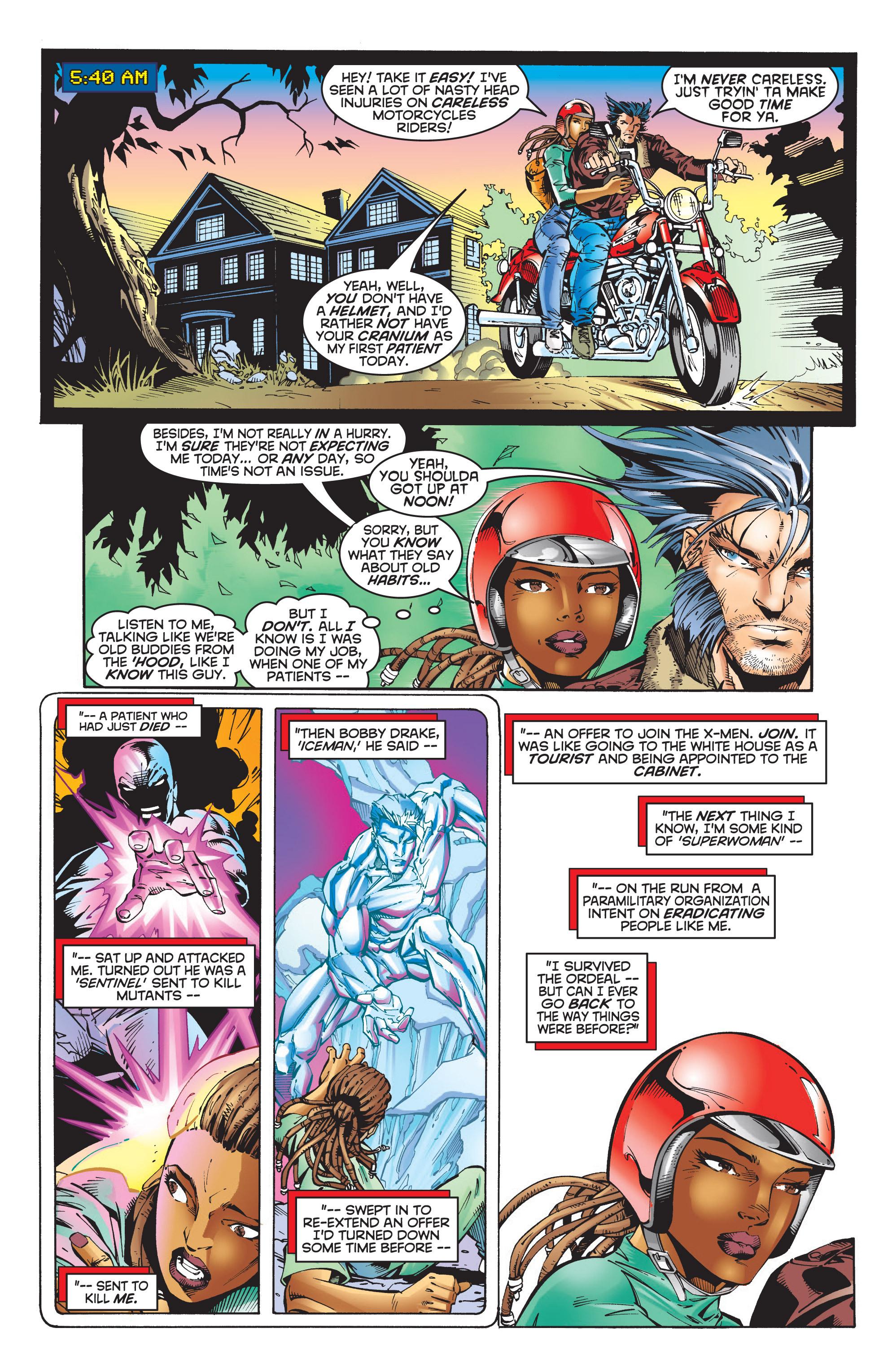 Read online Uncanny X-Men (1963) comic -  Issue #351 - 5