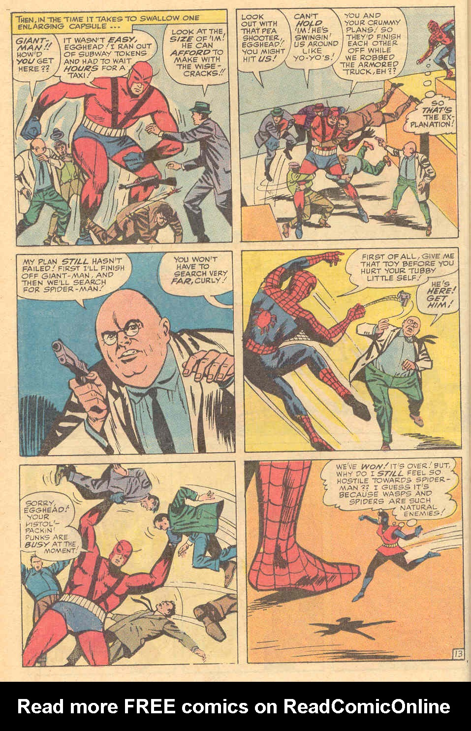 The Amazing Spider-Man (1963) _Annual_8 Page 31
