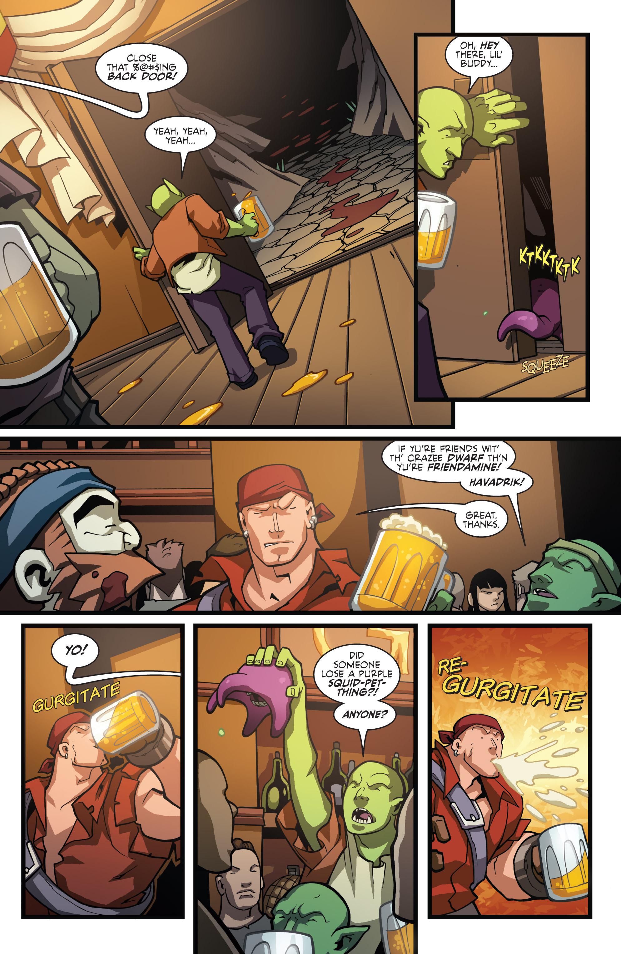 Read online Skullkickers comic -  Issue #23 - 8