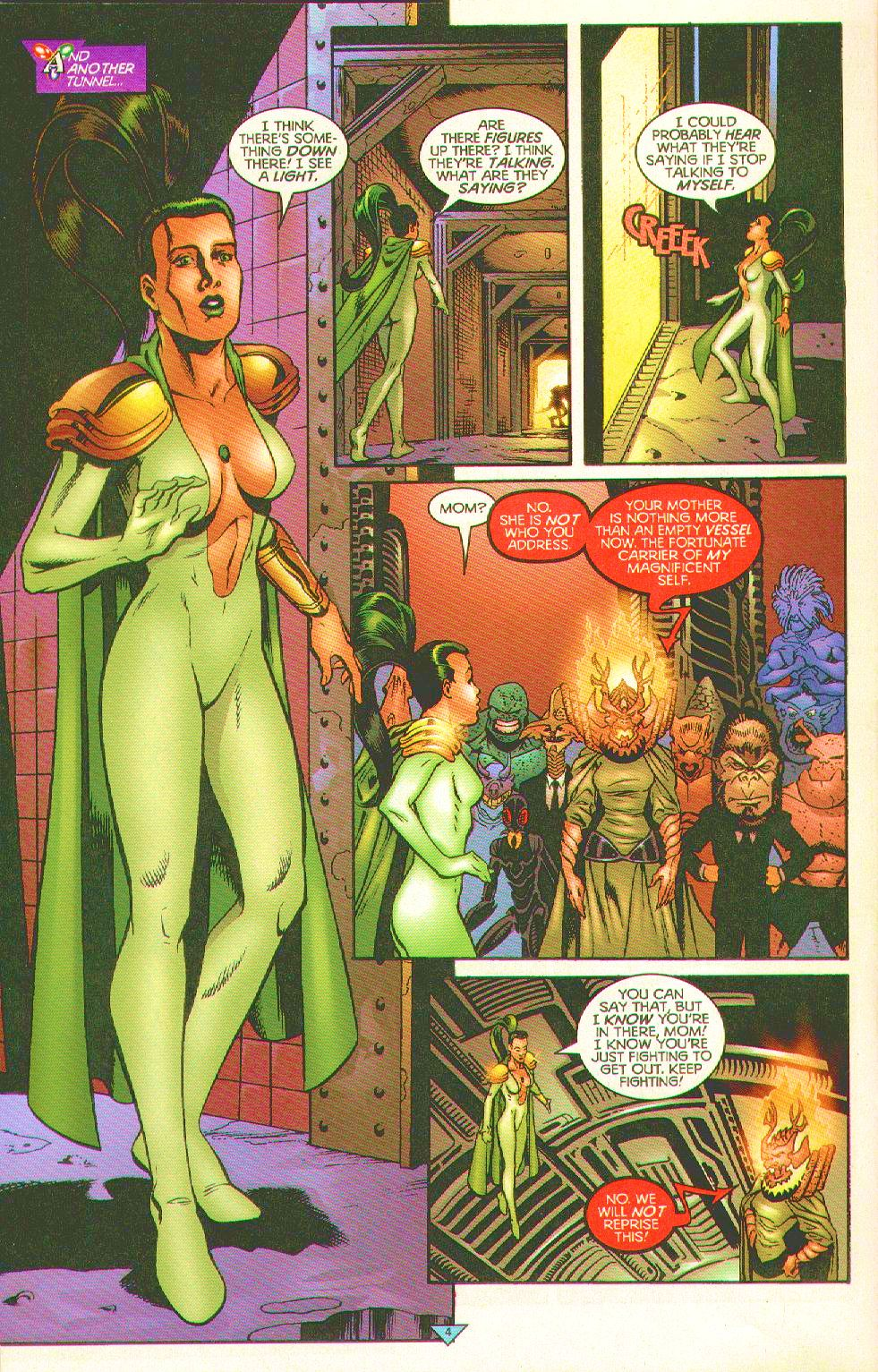 Read online Trinity Angels comic -  Issue #11 - 6