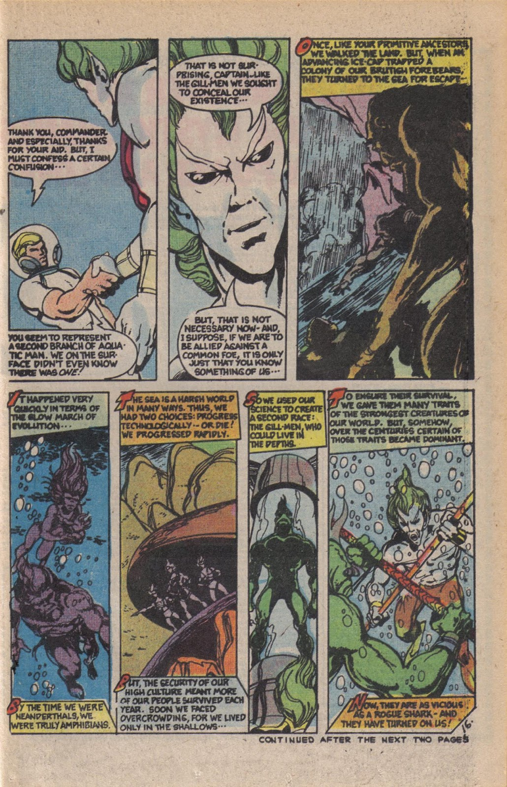 Read online Doomsday   1 (1975) comic -  Issue #10 - 20