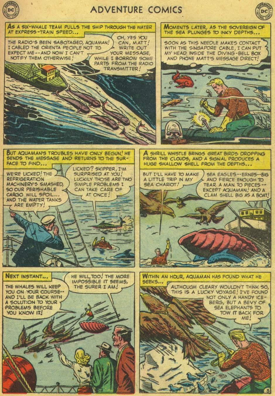 Read online Adventure Comics (1938) comic -  Issue #168 - 19