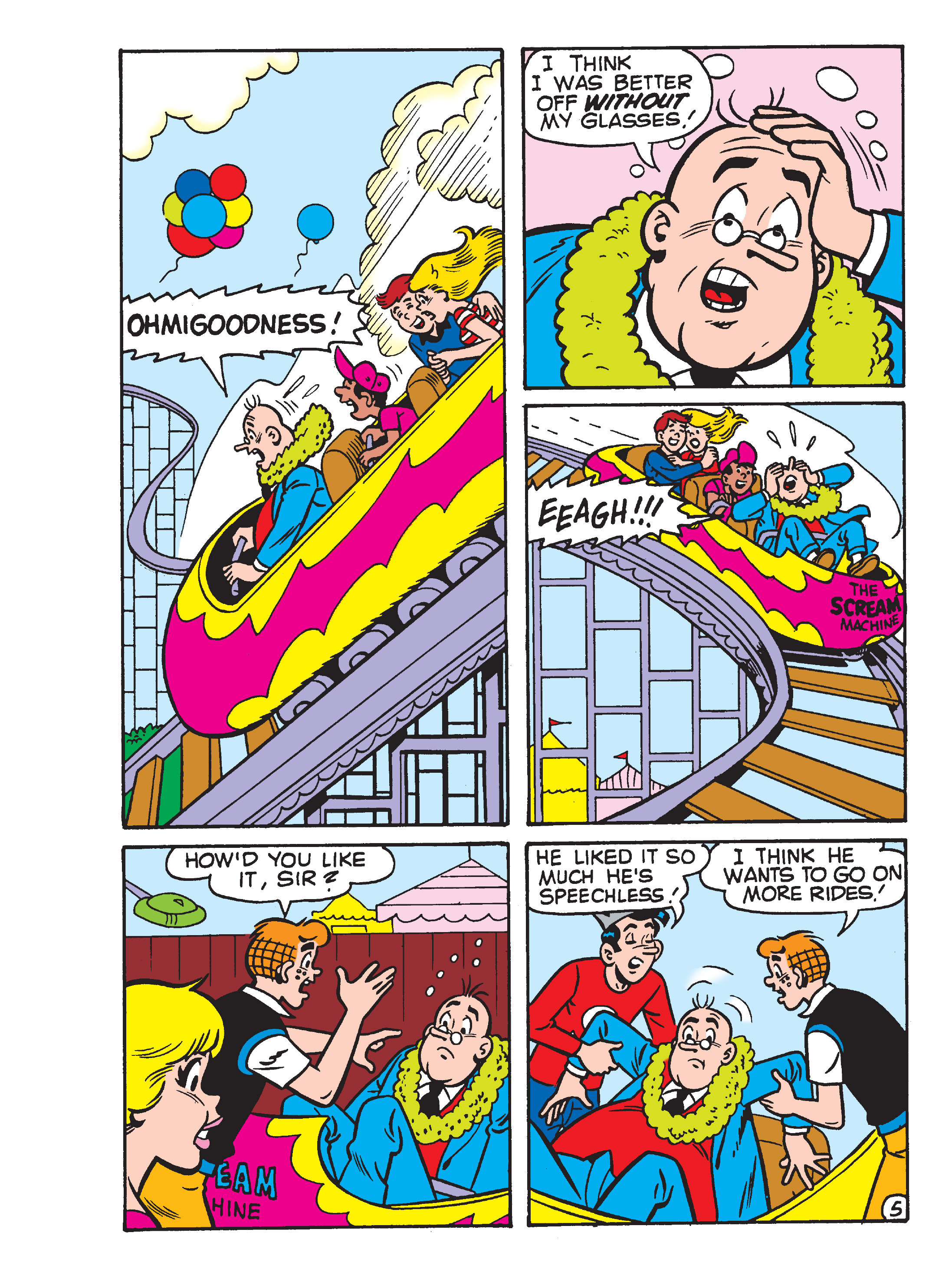 Read online Archie Giant Comics Collection comic -  Issue #Archie Giant Comics Collection TPB (Part 1) - 88
