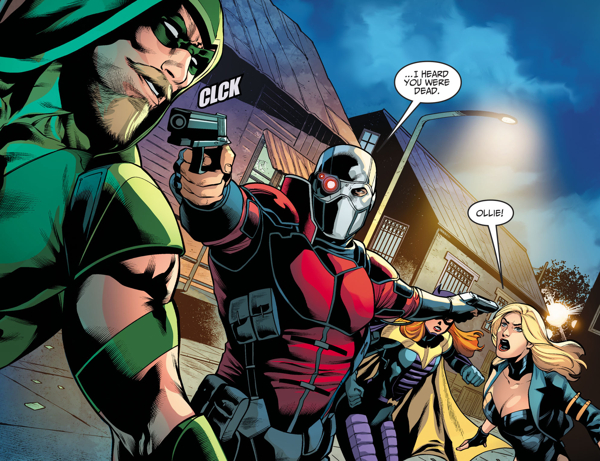 Read online Injustice 2 comic -  Issue #5 - 16