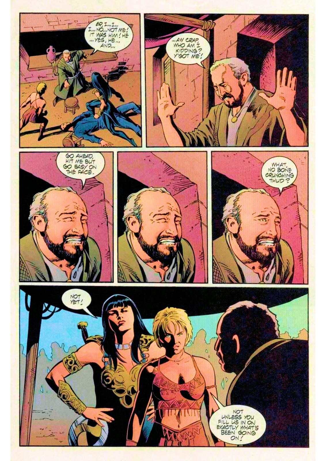 Xena: Warrior Princess (1999) Issue #14 #14 - English 10