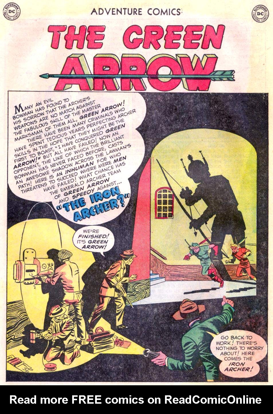 Read online Adventure Comics (1938) comic -  Issue #166 - 31