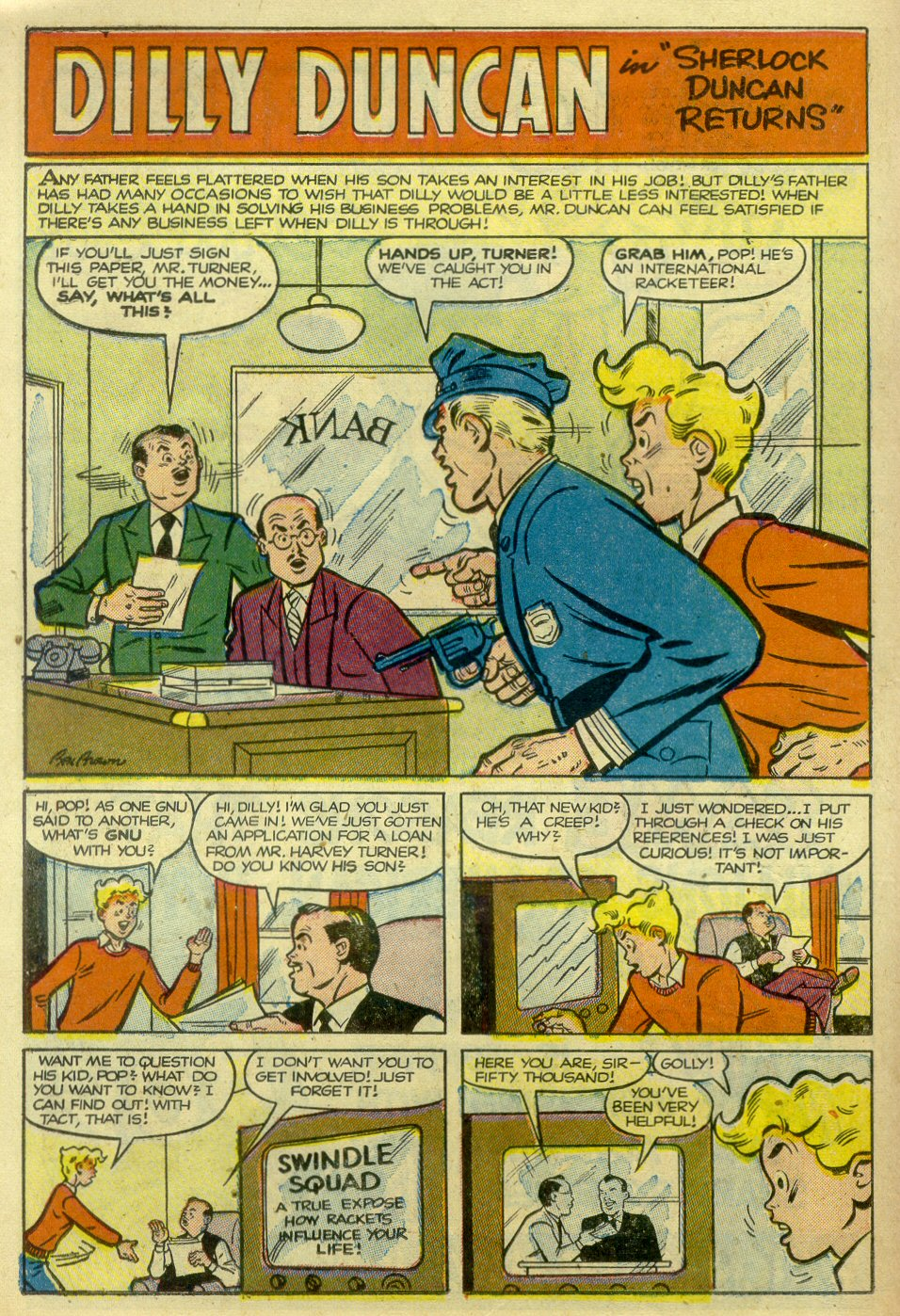 Daredevil (1941) issue 108 - Page 22