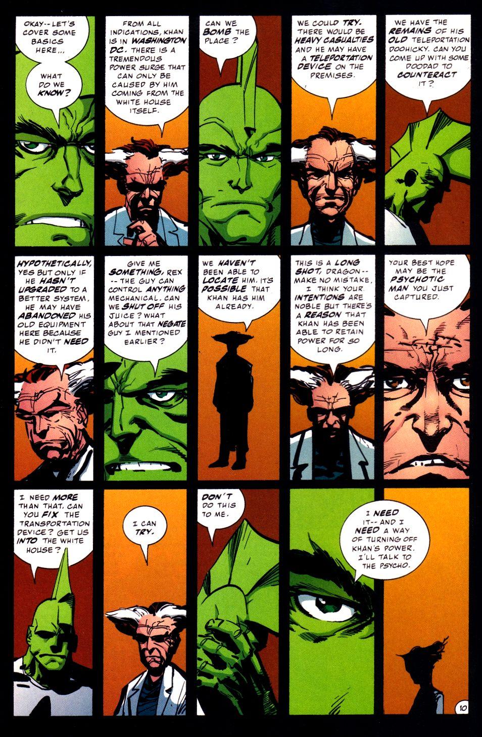 The Savage Dragon (1993) Issue #93 #96 - English 10