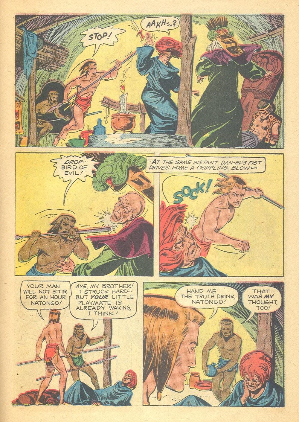 Tarzan (1948) issue 70 - Page 31
