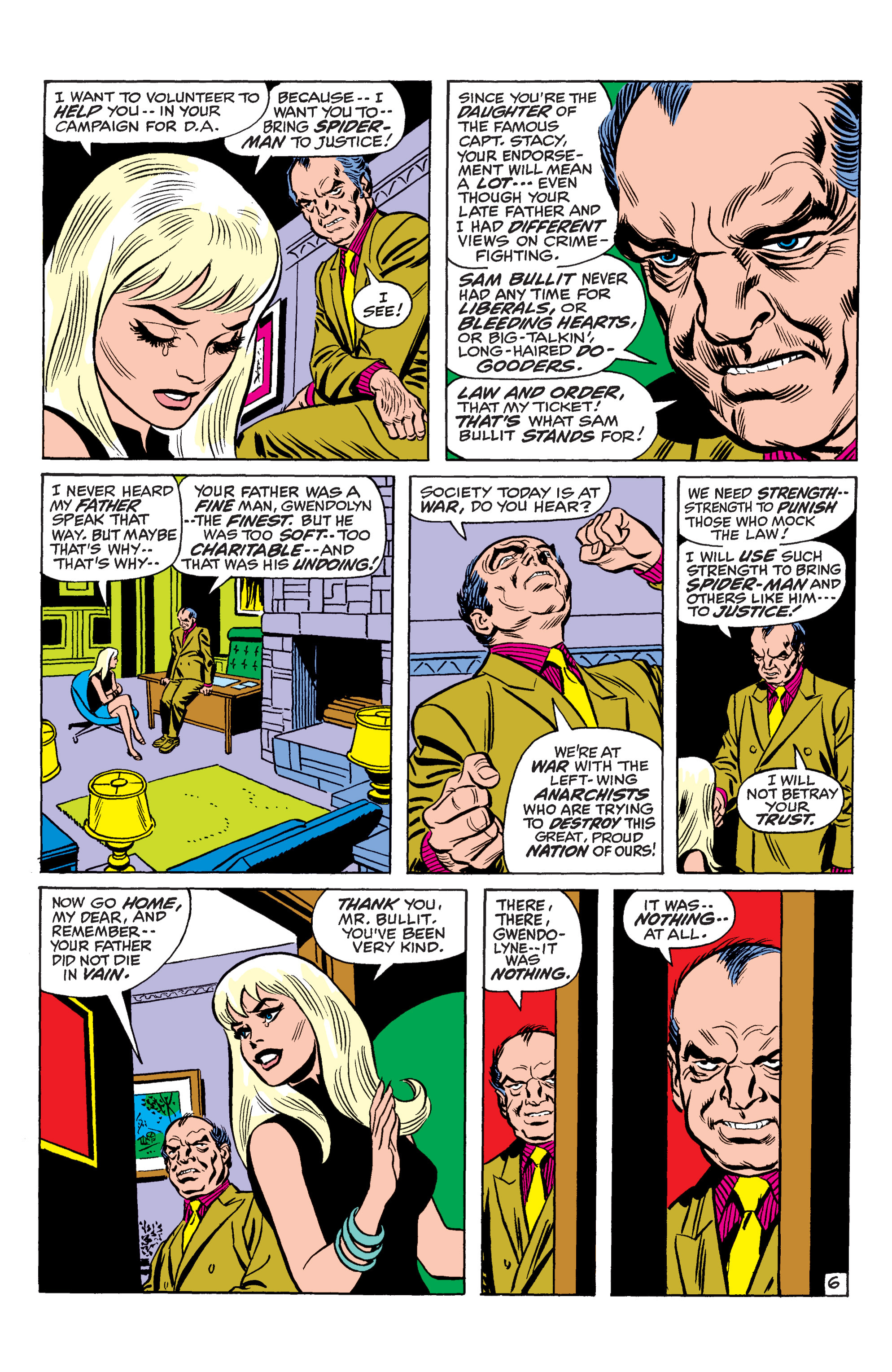 The Amazing Spider-Man (1963) 91 Page 6