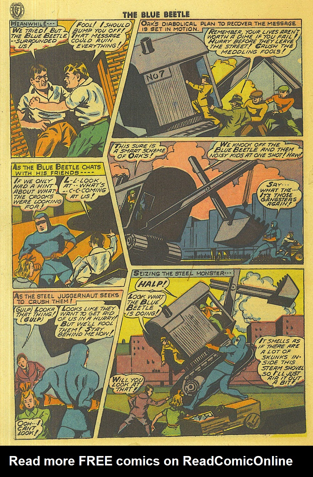 The Blue Beetle issue 35 - Page 37