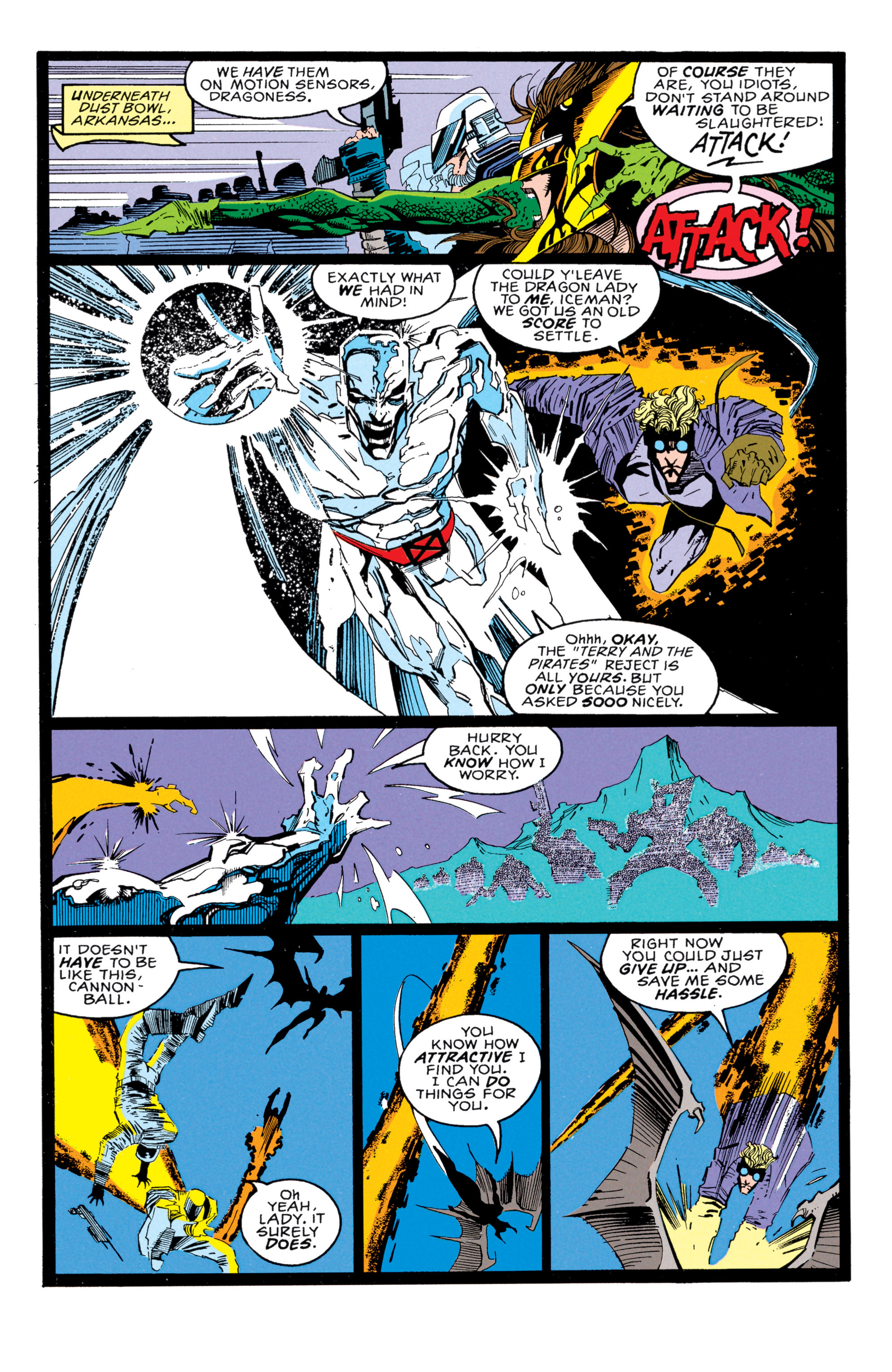 Read online X-Factor (1986) comic -  Issue #85 - 11