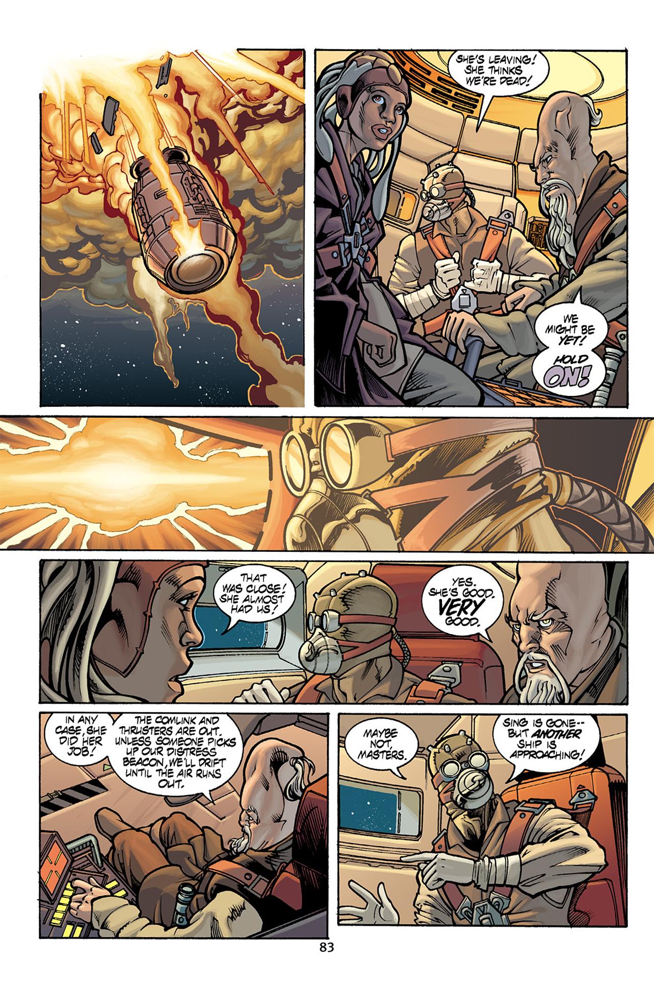 Read online Star Wars Omnibus comic -  Issue # Vol. 10 - 82