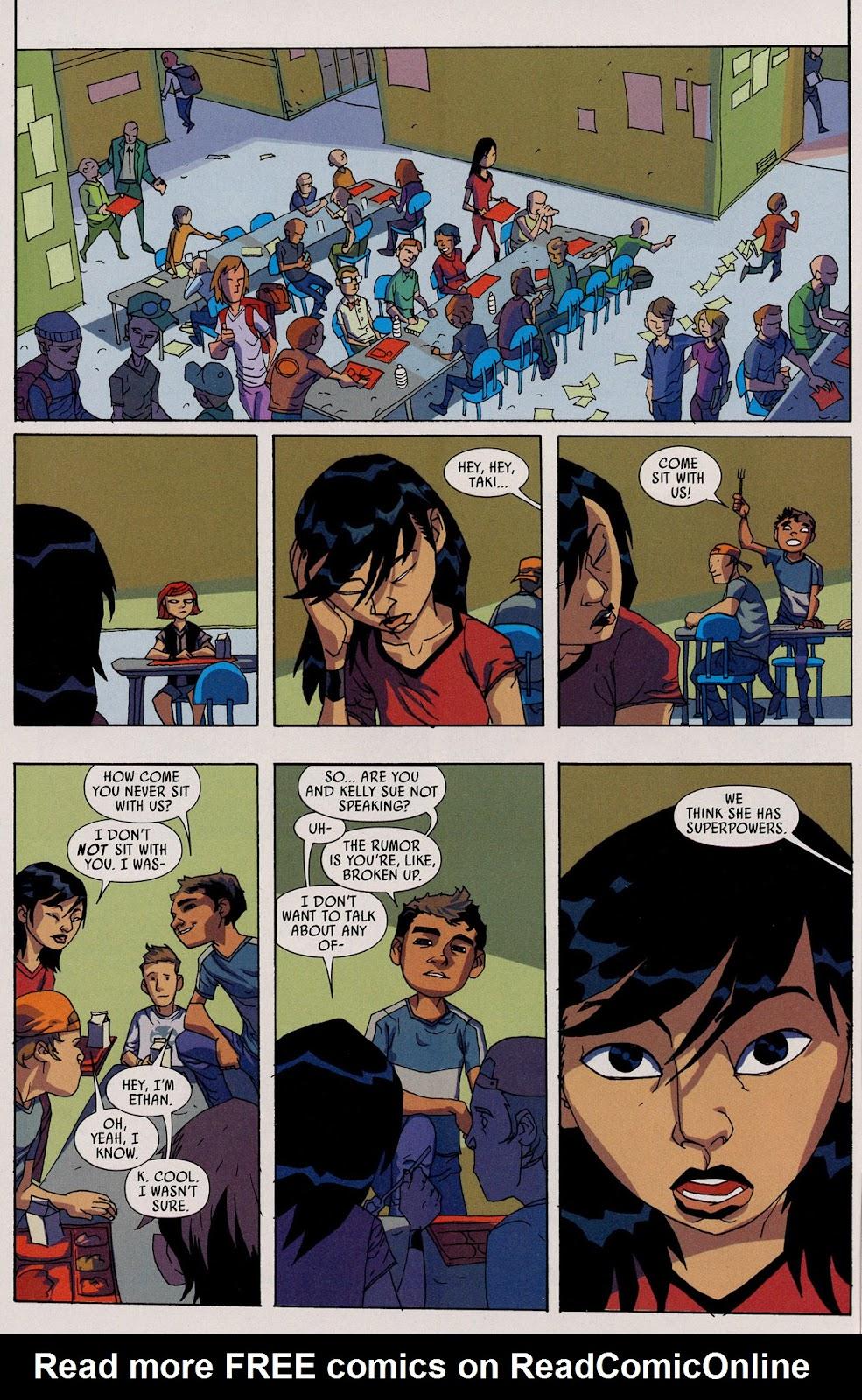 Read online Takio (2012) comic -  Issue #1 - 15