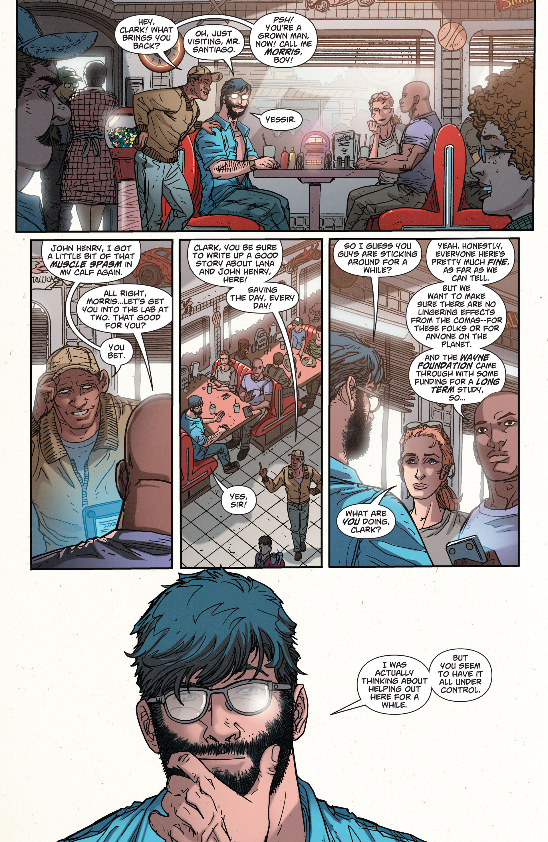 Read online Action Comics (2011) comic -  Issue #35 - 14