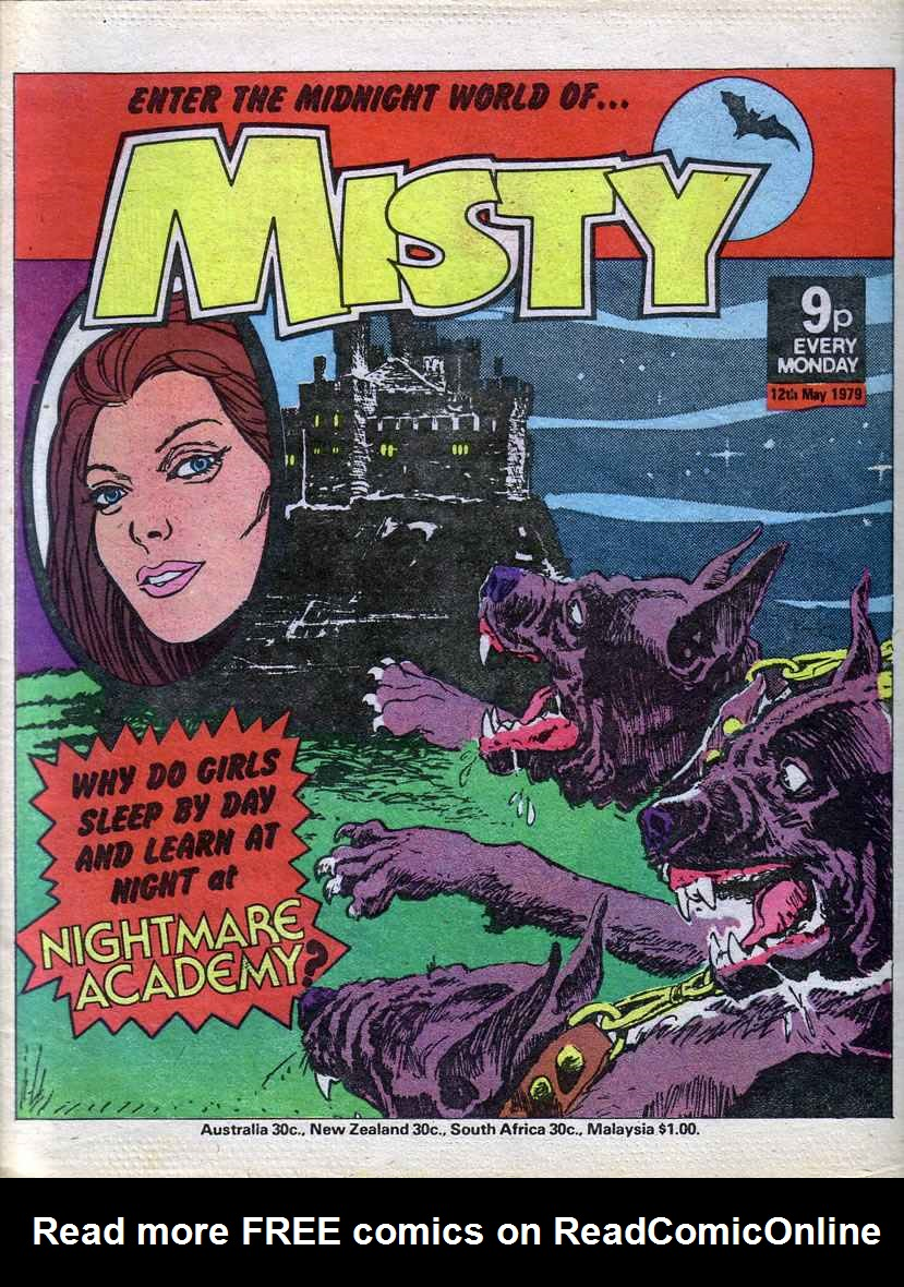Read online Misty comic -  Issue #66 - 1