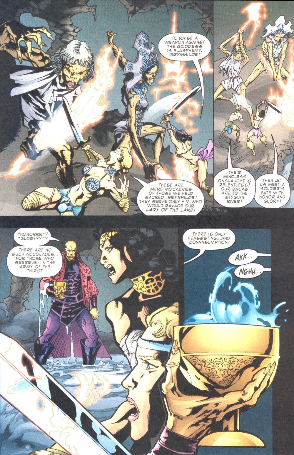 Read online Aquaman (2003) comic -  Issue #10 - 13