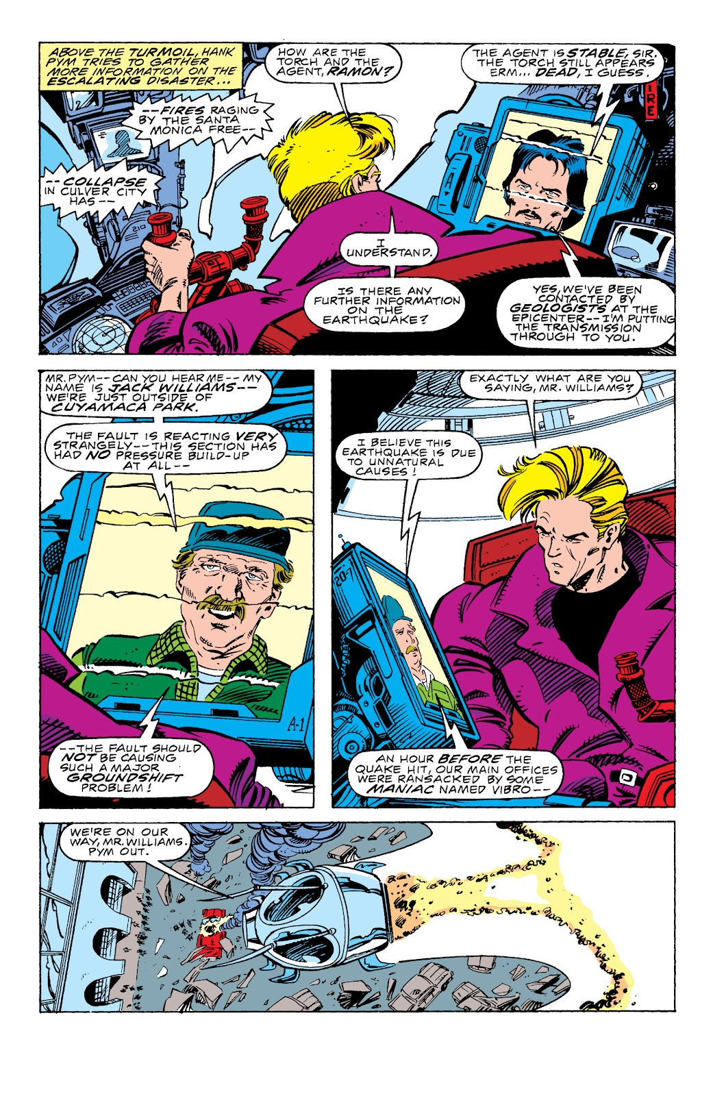 Avengers West Coast (1989) issue 58 - Page 14