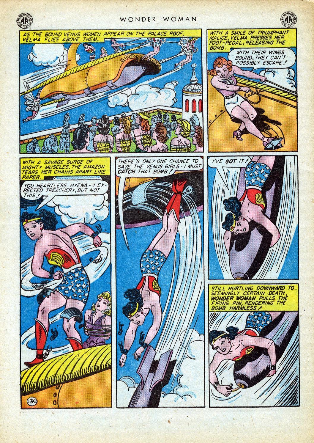 Read online Wonder Woman (1942) comic -  Issue #12 - 46